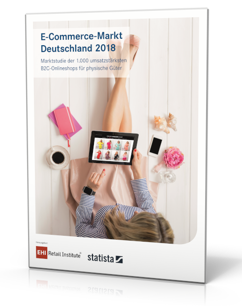 E-Commerce Markt Deutschland 2018