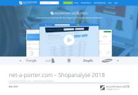 net-a-porter.com – Shopanalyse 2018