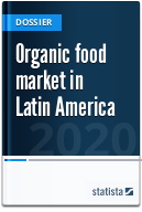 Organic food market in Latin America