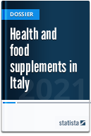 Health and food supplements in Italy