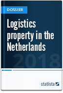 Logistics property in the Netherlands