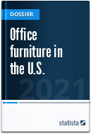 Office furniture in the U.S.