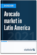 Avocado market in Latin America