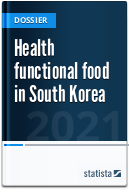 Health functional food in South Korea