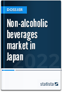 Non-alcoholic beverages industry in Japan