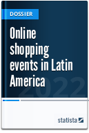 Online shopping events in Latin America