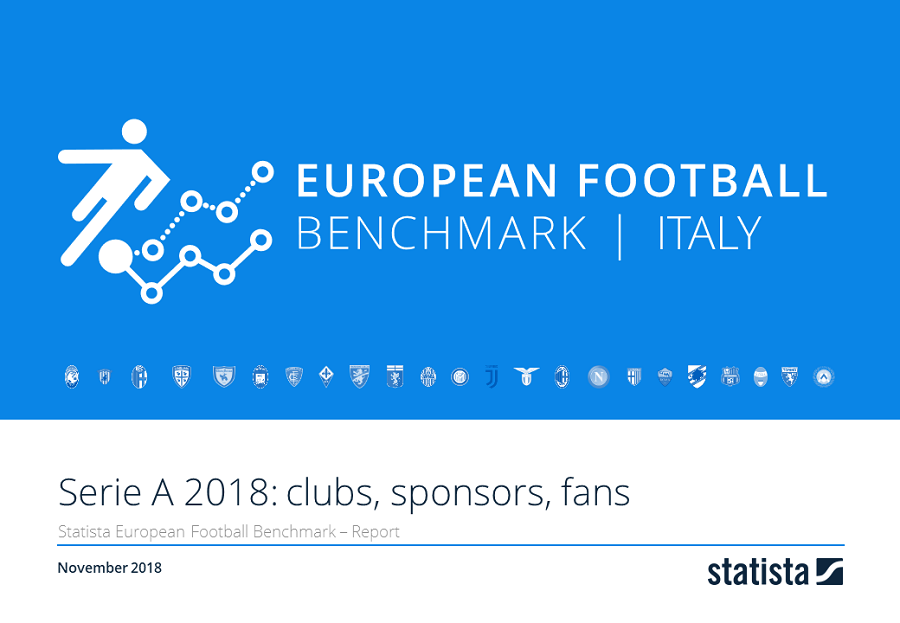 European Football Benchmark Serie A 2018/19 report