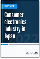 Consumer electronics industry in Japan