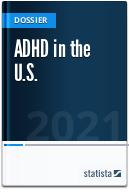 Attention deficit hyperactivity disorder (ADHD) in the U.S.