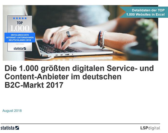 Internet-Markt Deutschland 2017