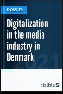 Digitalization in the media industry in Denmark