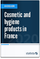 Cosmetic and hygiene products in France