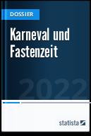 Karneval und Fastenzeit in Deutschland