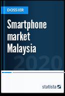 Smartphone market in Malaysia