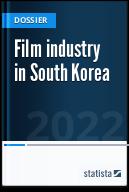 Film industry in South Korea