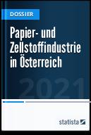 Papier- und Zellstoffindustrie in Österreich