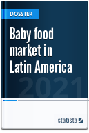 Baby food market in Latin America