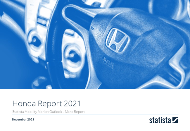 Honda Report 2019