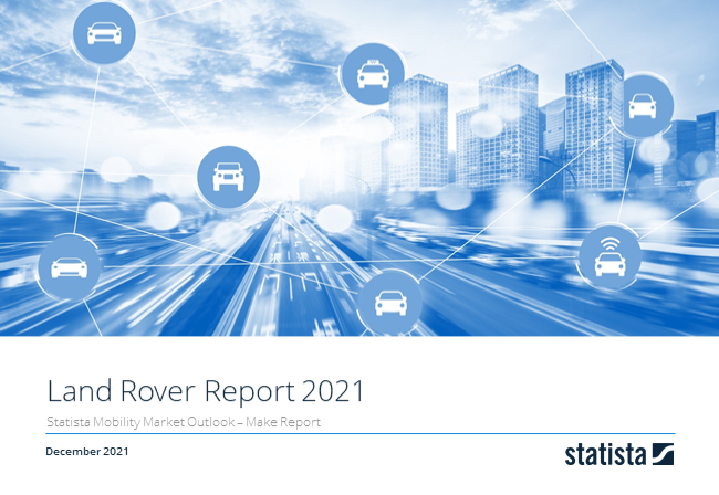 Land Rover Report 2019