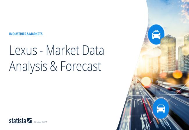 Lexus Report 2019