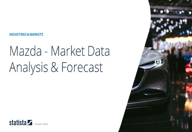 Mazda Report 2019
