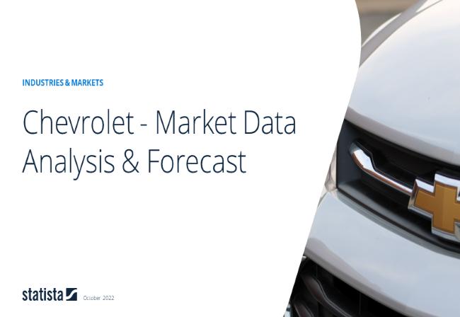Chevrolet Report 2020