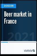 Beer market in France