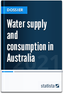 Water supply and consumption in Australia