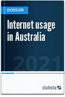 Internet usage in Australia