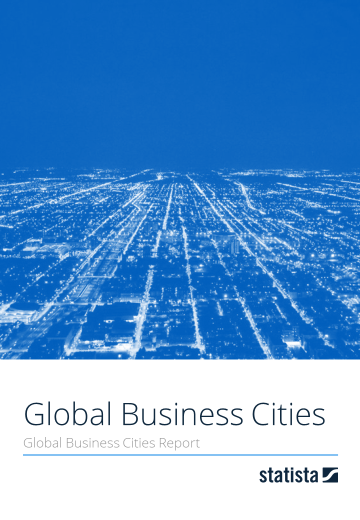 Global Business Cities 2025