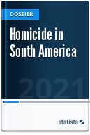 Homicide in South America