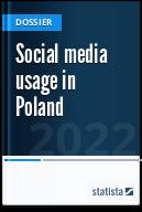 Social media usage in Poland