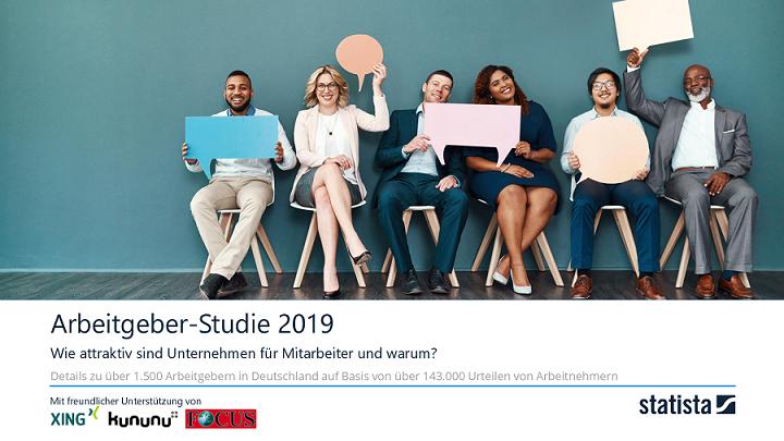 Arbeitgeber-Studie 2019