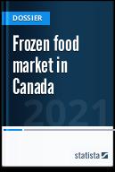 Frozen food market in Canada