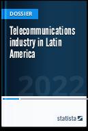 Telecommunication industry in Latin America
