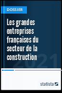 Les grandes entreprises françaises du secteur de la construction