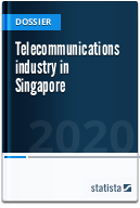 Telecommunications industry in Singapore