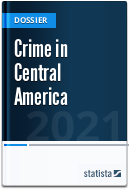 Homicide in Central America & Mexico