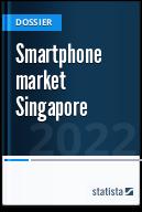 Smartphone market in Singapore