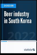 Beer industry in South Korea