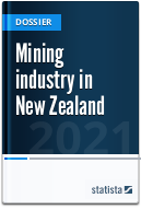 Mining industry in New Zealand
