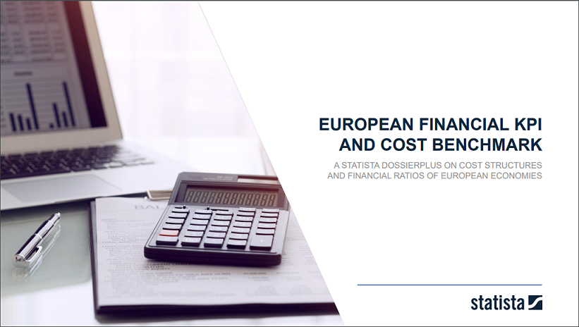 European financial KPI and cost benchmark