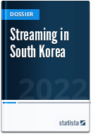 Streaming in South Korea