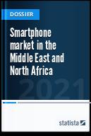 Smartphone market in MENA