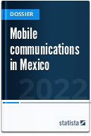 Mobile communications in Mexico