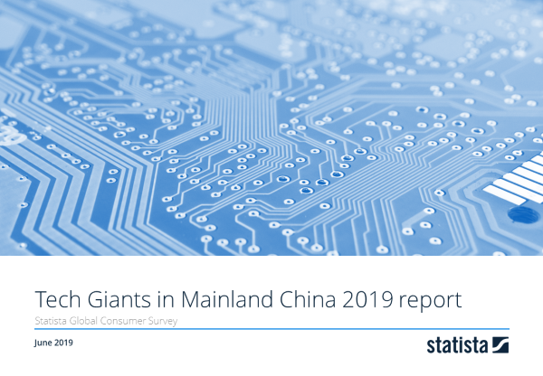 Tech Giants in Mainland China 2019 report