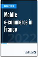 Mobile e-commerce in France