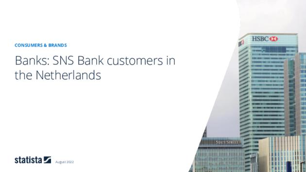 Retail Banking: SNS Bank Brand Report 2019