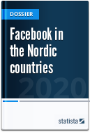 Facebook in the Nordic countries