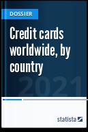 Credit cards worldwide
